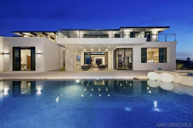 7923 Camino De Arriba, Rancho Santa Fe, CA 92067 (#210015079) :: SunLux Real Estate