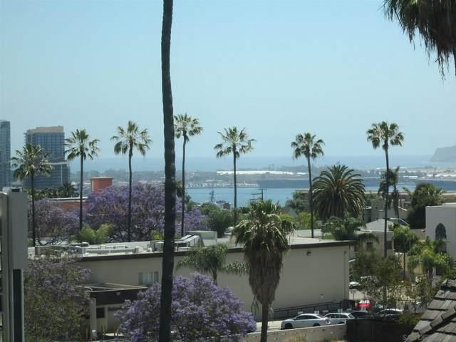 2604 5th Ave #406, San Diego, CA 92103 (#210015097) :: Neuman & Neuman Real Estate Inc.
