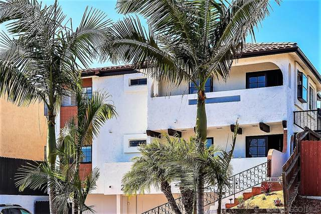 2835 C Street #7, San Diego, CA 92102 (#210015172) :: Neuman & Neuman Real Estate Inc.