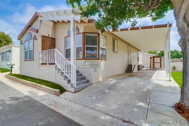 121 Orange Ave #37, Chula Vista, CA 91911 (#210015173) :: Neuman & Neuman Real Estate Inc.