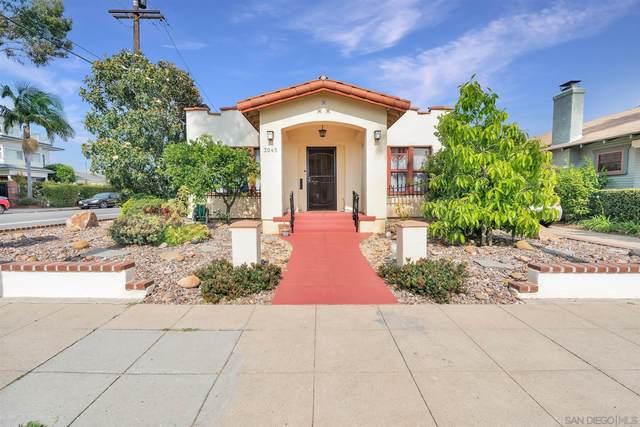 3045 Granada, San Diego, CA 92104 (#210015189) :: Yarbrough Group
