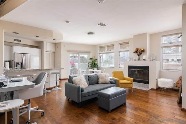 714 Kettner, San Diego, CA 92101 (#210015203) :: Neuman & Neuman Real Estate Inc.