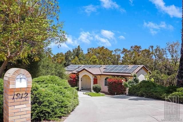 1912 Bear Valley Oaks Road, Escondido, CA 92025 (#210015206) :: Neuman & Neuman Real Estate Inc.