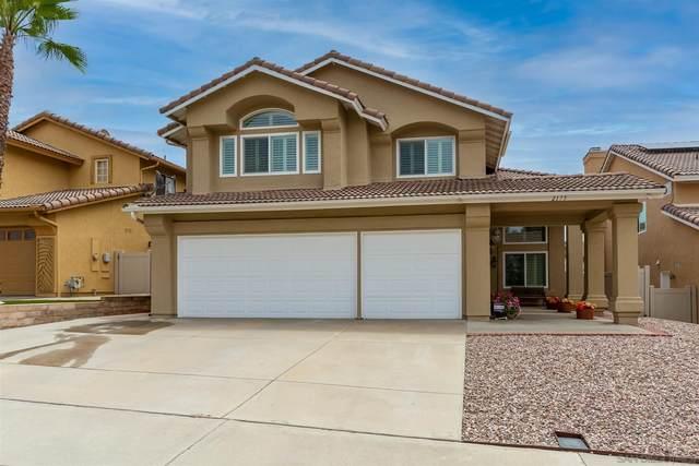 2175 Opal Rdg, Vista, CA 92081 (#210015287) :: Neuman & Neuman Real Estate Inc.
