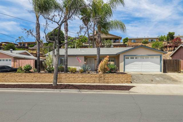 9418 Galston Dr, Santee, CA 92071 (#210015318) :: SunLux Real Estate