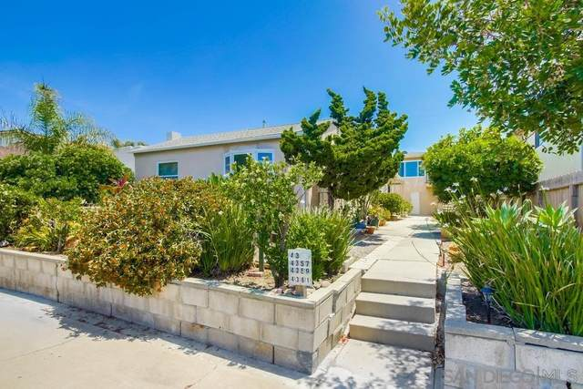 4355-61 Felton Street, San Diego, CA 92104 (#210015343) :: Yarbrough Group
