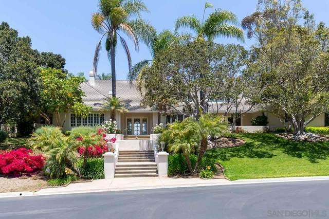 6134 Via Cananda Del Osito, Rancho Santa Fe, CA 92067 (#210015349) :: PURE Real Estate Group