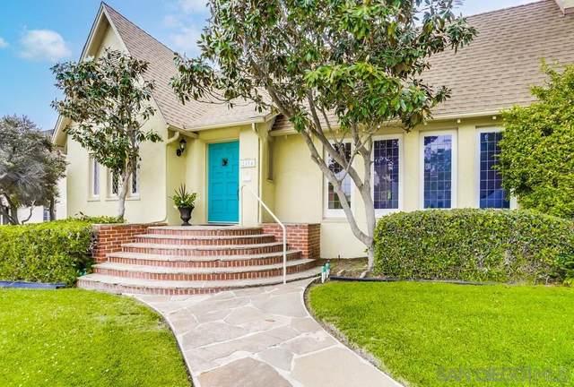 2354 Hickory, San Diego, CA 92103 (#210015355) :: Dannecker & Associates