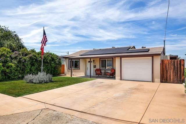 230 E Renette, El Cajon, CA 92020 (#210015366) :: PURE Real Estate Group