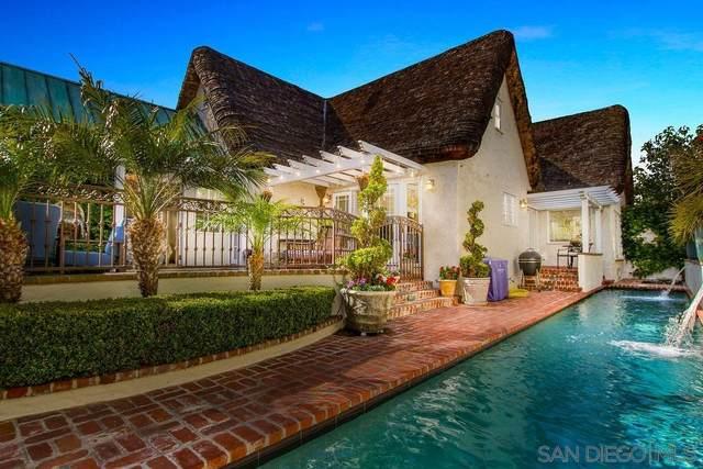 4319 Del Mar Avenue, San Diego, CA 92107 (#210015380) :: Keller Williams - Triolo Realty Group