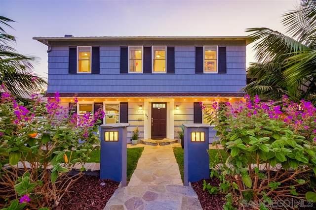 7570 Cabrillo Ave, La Jolla, CA 92037 (#210015381) :: Neuman & Neuman Real Estate Inc.