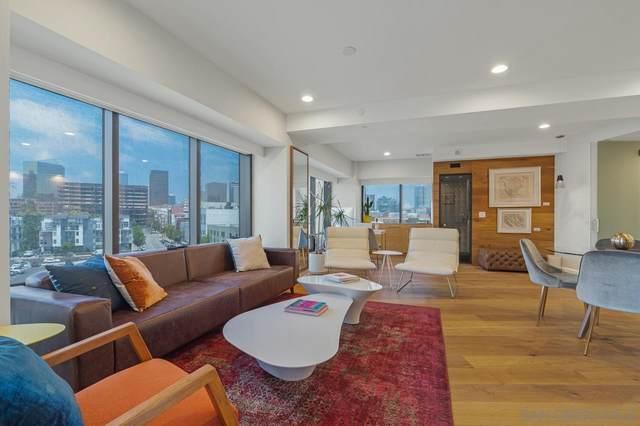 100 Harbor Drive #605, San Diego, CA 92101 (#210015385) :: Neuman & Neuman Real Estate Inc.