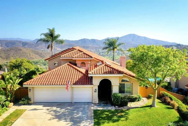 2562 Castellon Terrace, El Cajon, CA 92019 (#210015389) :: Neuman & Neuman Real Estate Inc.