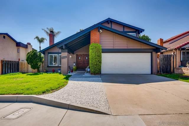 5696 Guincho Rd, San Diego, CA 92124 (#210015392) :: Neuman & Neuman Real Estate Inc.