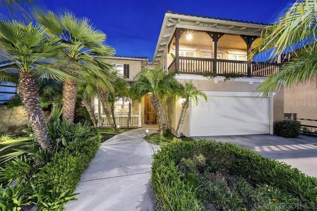 3835 Torrey Hill Lane, San Diego, CA 92130 (#210015393) :: Neuman & Neuman Real Estate Inc.
