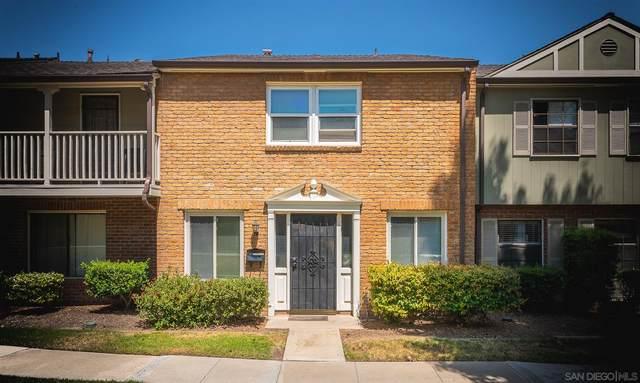 11911 Royal Rd Unit D, El Cajon, CA 92021 (#210015411) :: Keller Williams - Triolo Realty Group
