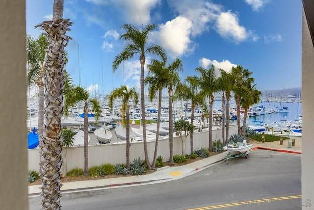 1021 Scott #103, San Diego, CA 92106 (#210015428) :: Zember Realty Group