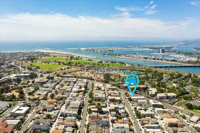 4426 Temecula St #4, San Diego, CA 92107 (#210015437) :: Yarbrough Group
