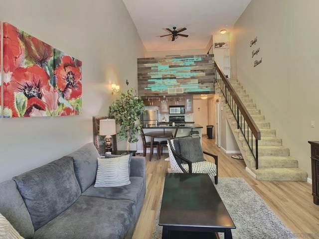 6255 Rancho Mission Rd #320, San Diego, CA 92108 (#210015440) :: Neuman & Neuman Real Estate Inc.