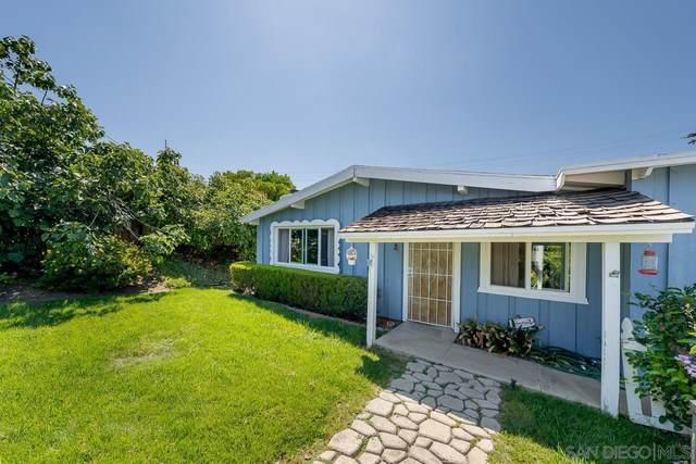 1033 Prospect Pl, Vista, CA 92081 (#210015462) :: Neuman & Neuman Real Estate Inc.