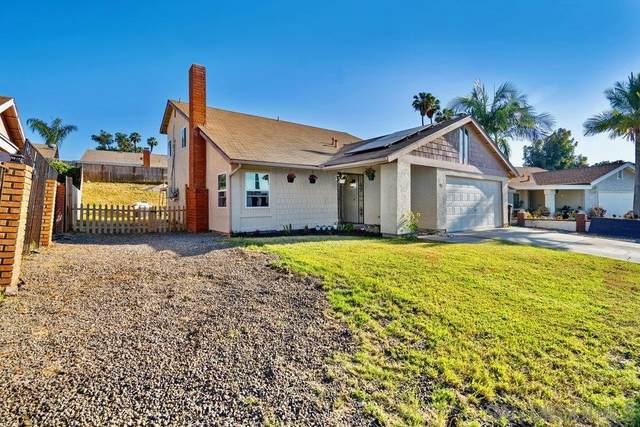 9111 Piel Pl, San Diego, CA 91977 (#210015507) :: Neuman & Neuman Real Estate Inc.