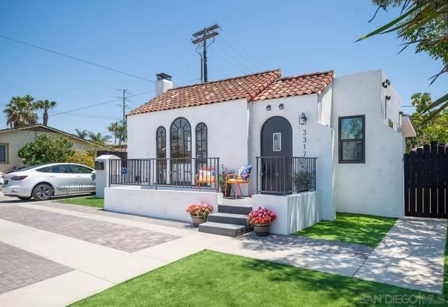 3317 Orange Ave, San Diego, CA 92104 (#210015515) :: Neuman & Neuman Real Estate Inc.