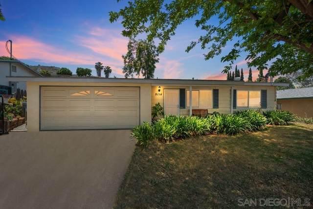 9114 Heatherdale St, Santee, CA 92071 (#210015537) :: Neuman & Neuman Real Estate Inc.