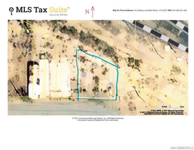0 First Street #1, Niland, CA 92257 (#210015542) :: Neuman & Neuman Real Estate Inc.