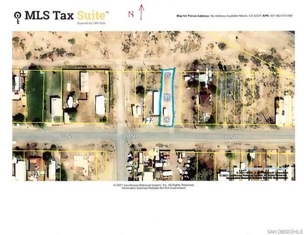 00 First Street #17, Niland, CA 92257 (#210015543) :: Neuman & Neuman Real Estate Inc.