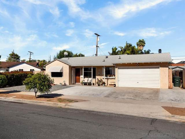639 Verdin St, El Cajon, CA 92019 (#210015575) :: SunLux Real Estate