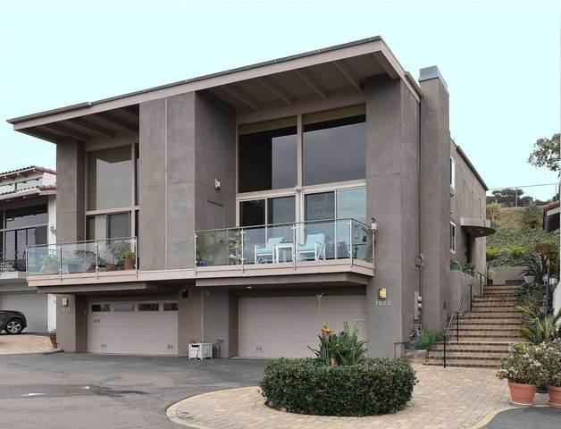 7863 Caminito El Rosario, La Jolla, CA 92037 (#210015576) :: Zember Realty Group