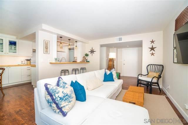333 Orange Ave #25, Coronado, CA 92118 (#210015587) :: Neuman & Neuman Real Estate Inc.