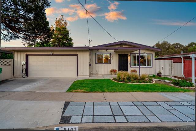 5101 Glasgow Dr, San Diego, CA 92117 (#210015596) :: Neuman & Neuman Real Estate Inc.