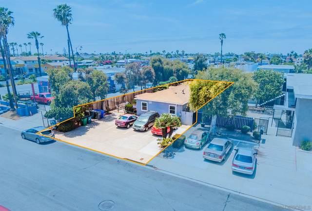 662-668 Florence Street, San Diego, CA 91932 (#210015597) :: Neuman & Neuman Real Estate Inc.