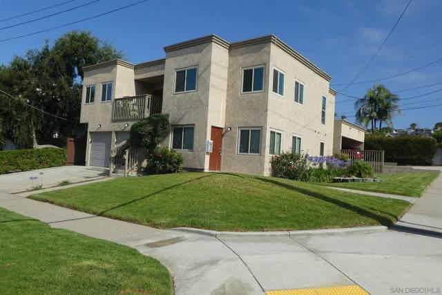 1676 Chalcedony St, San Diego, CA 92109 (#210015605) :: Neuman & Neuman Real Estate Inc.