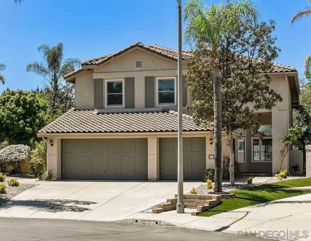 801 Calle Talentia, Escondido, CA 92025 (#210015617) :: Neuman & Neuman Real Estate Inc.