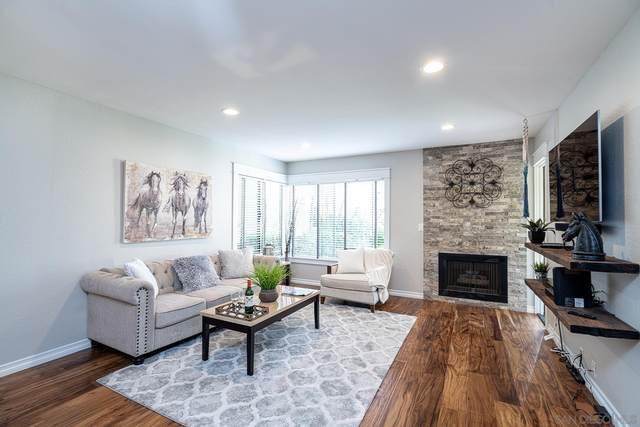 6717 Friars Rd #51, San Diego, CA 92108 (#210015618) :: Neuman & Neuman Real Estate Inc.