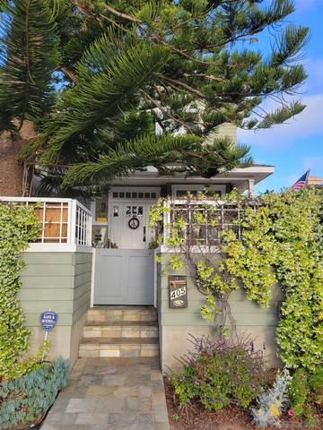 405 E Avenue, Coronado, CA 92118 (#210015625) :: PURE Real Estate Group