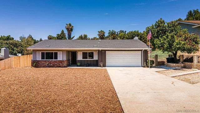 1572 Hidden Mesa Rd, El Cajon, CA 92019 (#210015653) :: Neuman & Neuman Real Estate Inc.
