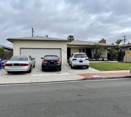 5705 Mary Lane Dr, San Diego, CA 92115 (#210015655) :: Neuman & Neuman Real Estate Inc.