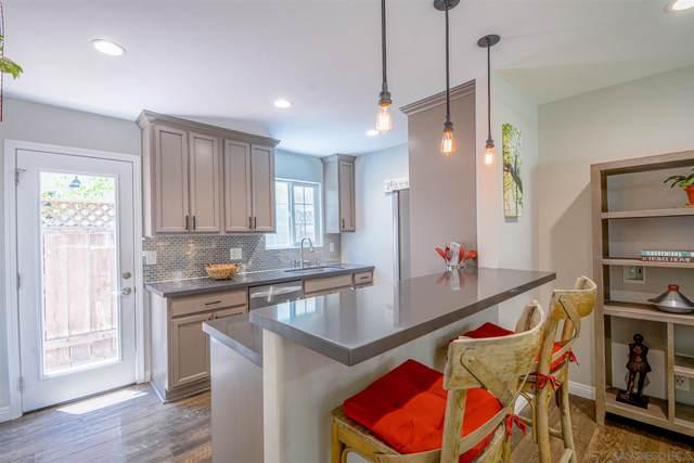 4540 Wilson Avenue #102, San Diego, CA 92116 (#210015673) :: Neuman & Neuman Real Estate Inc.