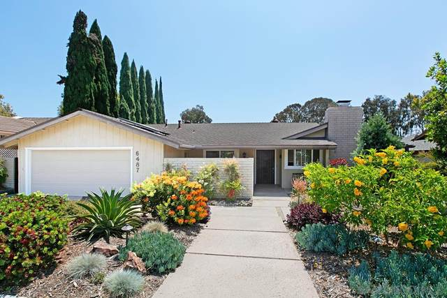 6487 Golfcrest Dr, San Diego, CA 92119 (#210015681) :: Keller Williams - Triolo Realty Group