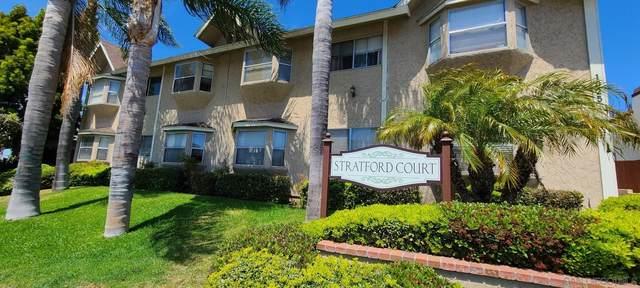 1025 4th Avenue #4, Chula Vista, CA 91911 (#210015685) :: Neuman & Neuman Real Estate Inc.