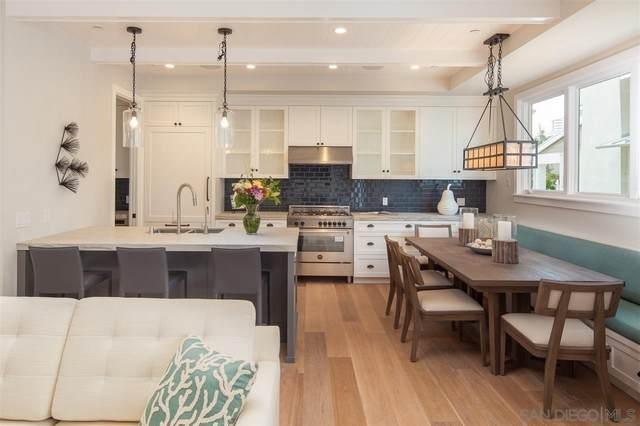 853 F Avenue, Coronado, CA 92118 (#210015696) :: Neuman & Neuman Real Estate Inc.