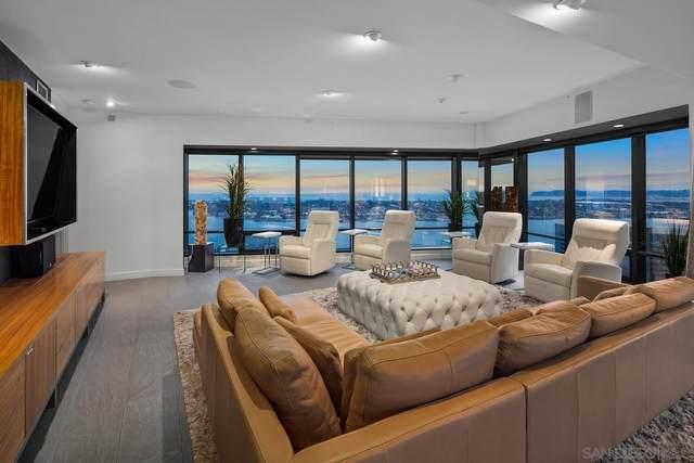 200 Harbor Dr #3602, San Diego, CA 92101 (#210015704) :: Neuman & Neuman Real Estate Inc.