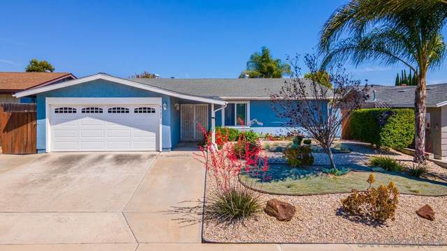9321 Cadorette Ave, Santee, CA 92071 (#210015711) :: Zember Realty Group