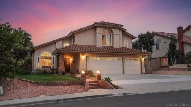 12613 Stoutwood St, Poway, CA 92064 (#210015712) :: Neuman & Neuman Real Estate Inc.