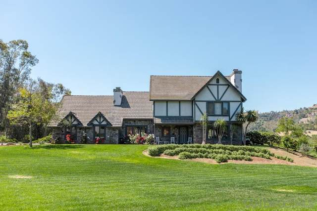6657 Camino Del Rey, Bonsall, CA 92003 (#210015721) :: Neuman & Neuman Real Estate Inc.