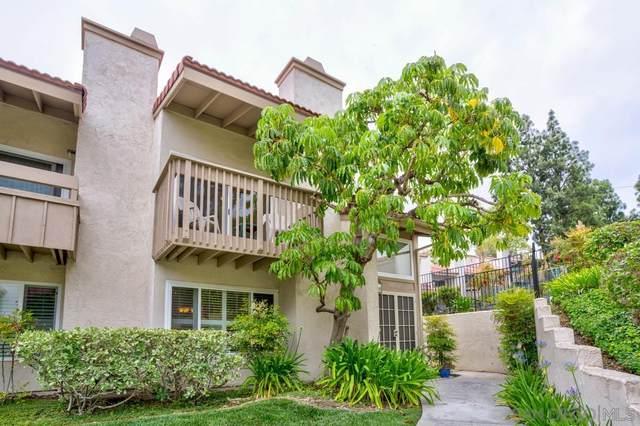 6827 Caminito Mundo #27, San Diego, CA 92119 (#210015722) :: Zember Realty Group