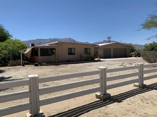 3314 Borrego Valley Rd, Borrego Springs, CA 92004 (#210015723) :: Zember Realty Group
